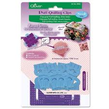 Clover 8402 Puff Quilting Clips