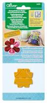 Clover 8490 Kanzashi Flower Maker Extra small Round Petal - Clicca l'immagine per chiudere
