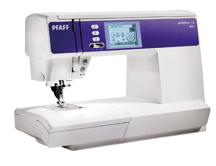 Pfaff Ambition 1.5 elettronica