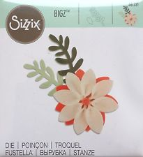 661321 Fustella flourish Sizzix Big Shot